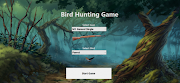 Bird Hunting Game In C# | Complete Game in C# Code | Free Download