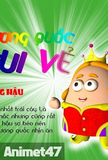 Vương quốc vui vẻ - Hoạt Hình Vương quốc vui vẻ Thuyết Minh 2013 Poster