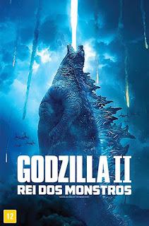 Godzilla 2: Rei dos Monstros - BDRip Dual Áudio