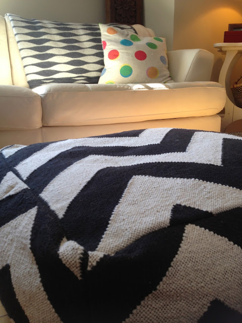 Steal These Decor Ideas: Asian-Inspired Worldly Living Room | zenshmen.com