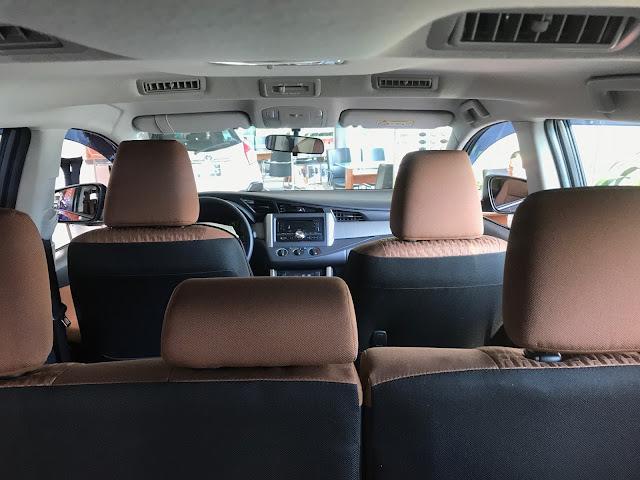 Đánh giá xe Innova 2018 phiên bản E ảnh 15