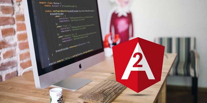 The Immersive Angular 2 Developer Course Bundle - 06 courses