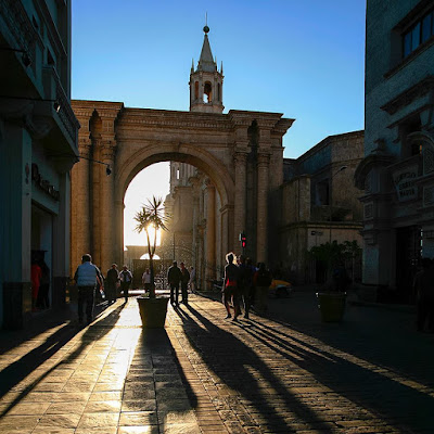What to see in Arequipa, Arequipa White City, Main Sights Arequipa