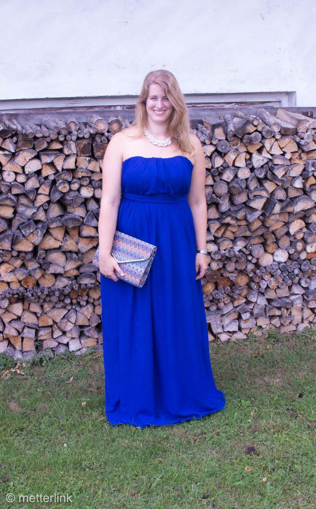 Kleid zur hochzeit nahen