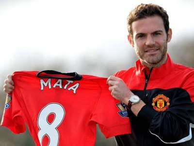 Transfer talk: Mata talk is garbage