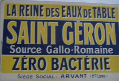 Pub ancienne, Saint Géron