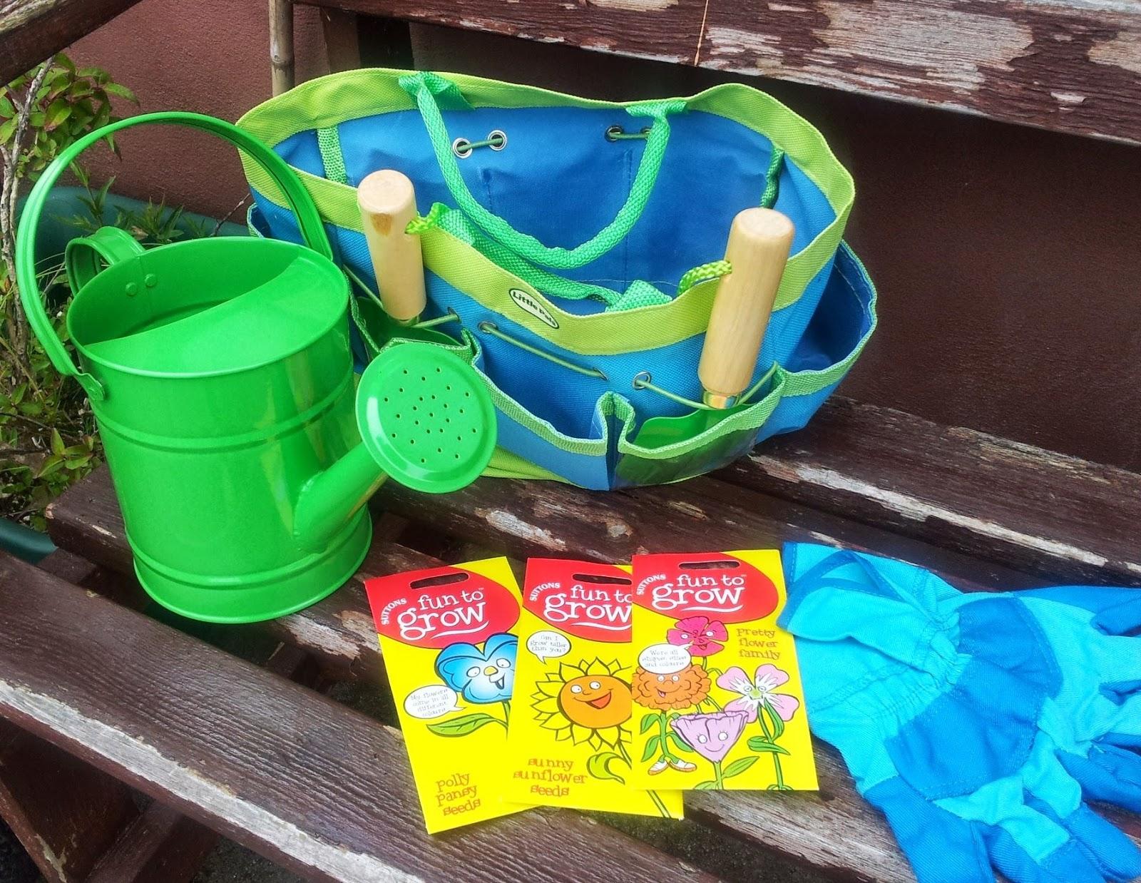 ", Planting a ""Summer"" Garden with Kids #kidsgrowwild"