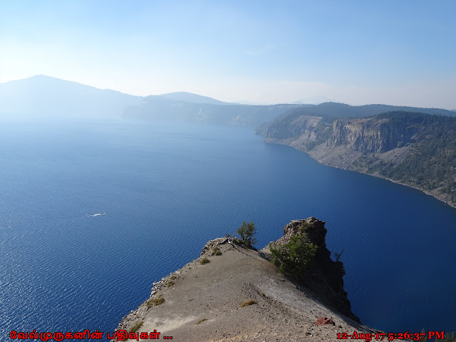 Crater Lake Cloudcap Overlook