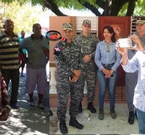 Acuerdo con encargada de INDRHI,Damaris Gómez, pone fin a protesta en Cabral.