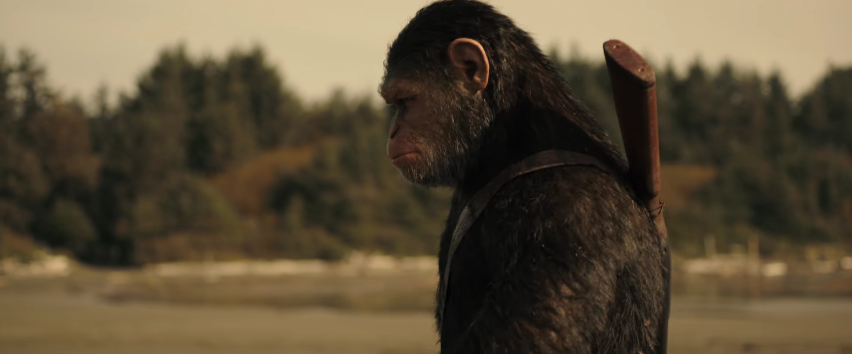 an analysis of the movie planet of the apes Soon the astronaut learns that this planet is ruled by a race of talking planet of the apes is an amazing film for it's time and should be remembered by everyone.
