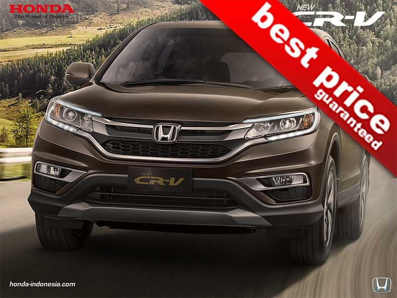 Daftar Harga Honda CRV Bandung :