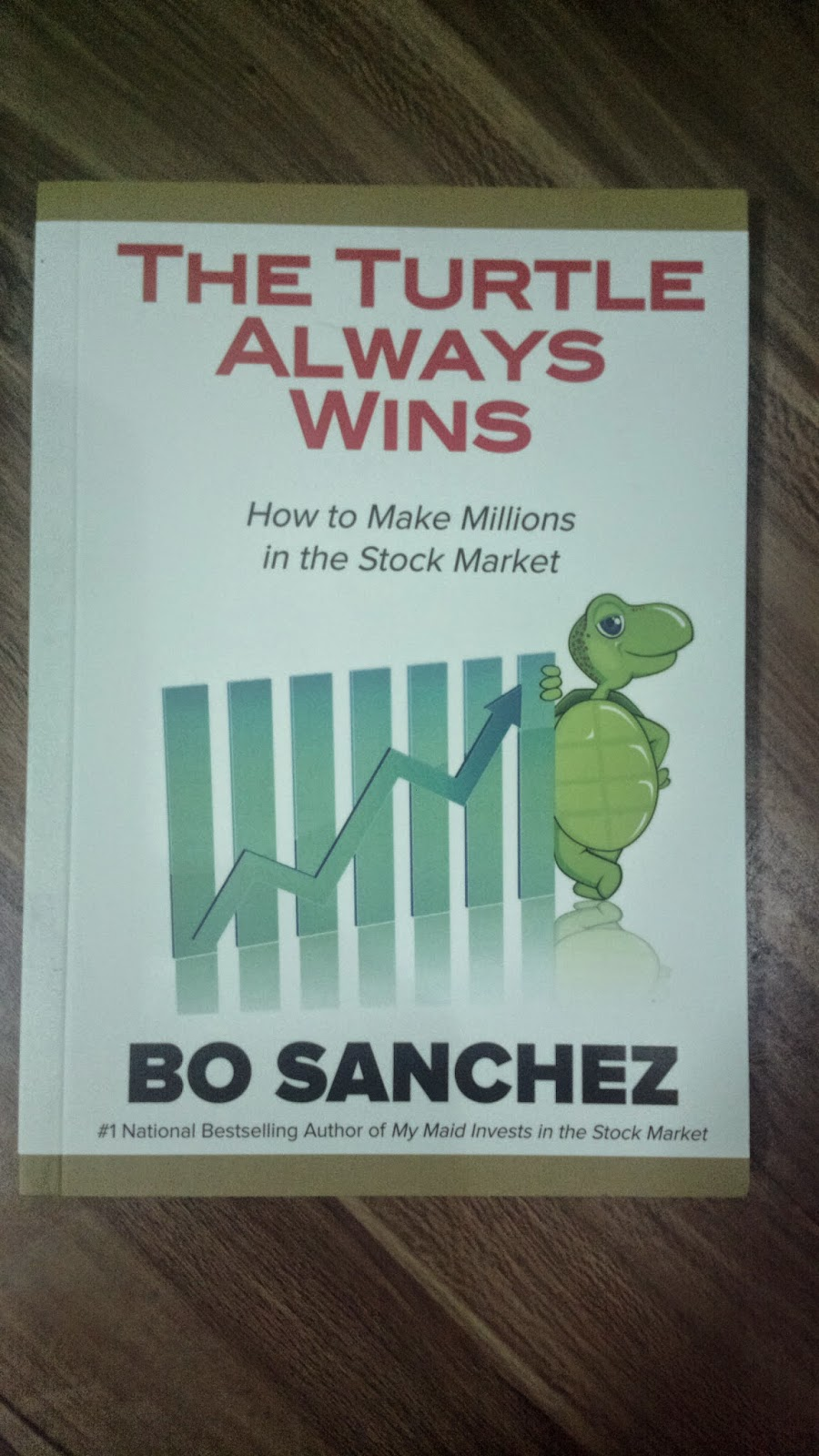 The Turtle Always Wins (How to Make Millions in the Stock Market)