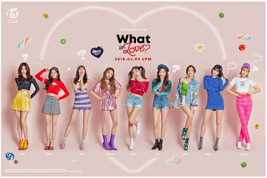 TWICE - What Is Love?