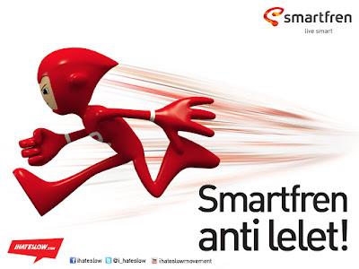 Smartfren Hadir Lebih Luas Dan Cepat