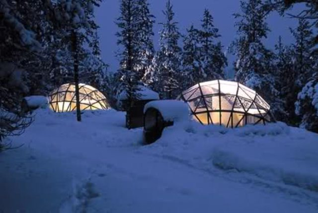 Northern Lights Alaska Vacation