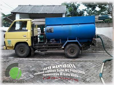 Jasa Tinja dan Sedot WC Sidosermo Surabaya