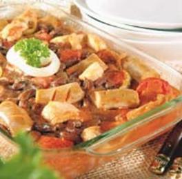 Resep Kaserol Kacang Merah