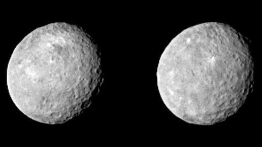 The best Ceres image taken by NASA's Dawn