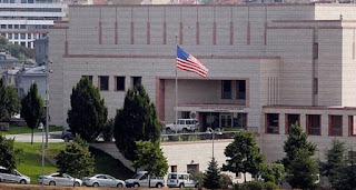 U.S. embassy to Turkey