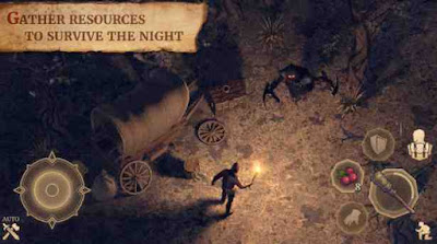 Grim Soul Dark Fantasy Survival game apk