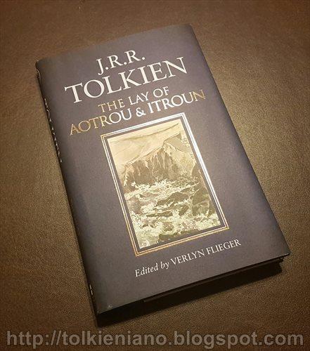 The Lay of Aotrou and Itrou di Tolkien, edizione inglese 2016