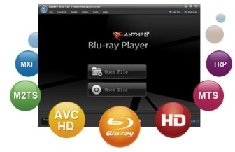 AnyMP4 Blu-ray Player Full