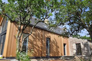 maison ossature bois echopaille