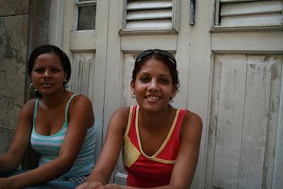 chicas morenas de cuba