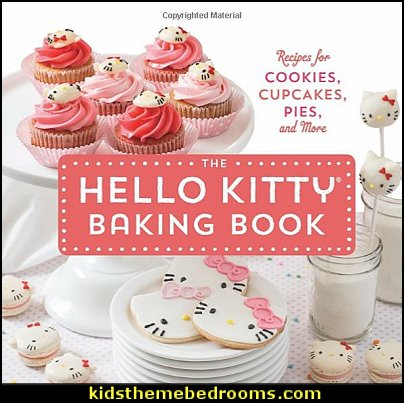 The Hello Kitty Baking Book: Recipes for Cookies, Cupcakes