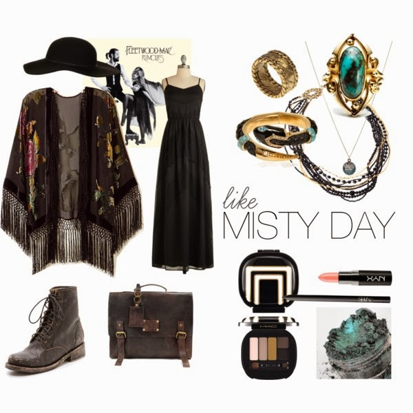 Whiskey Amp Daffodils Style Inspiration Misty Day