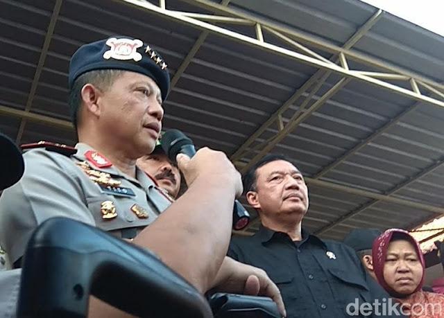 OMG! Teroris Pemboman Gereja di Surabaya Satu Keluarga dari Jaringan JAD, Ini Identitas Mereka...