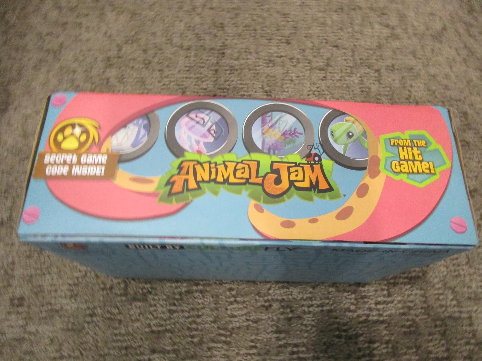The Animal Jam Whip: Animal Jam Box Summer 2017 Unboxing/Review