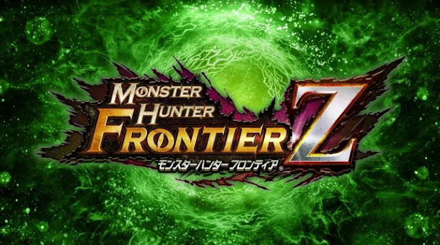 Monster Hunter Frontier Z Announced!