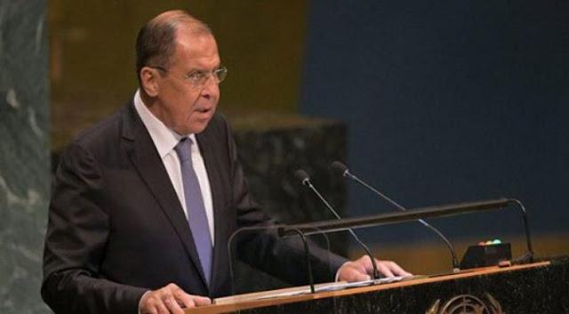 لافروف نحذر من استفزازات جديدة للإرهابيين ورعاتهم في سورية