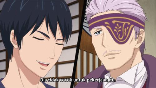 Youkai Apartment no Yuuga na Nichijou Episode 14 Subtitle Indonesia