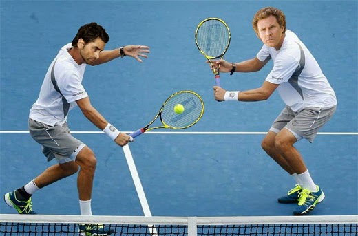 Will Ferrell's dream doubles partner is John Stamos