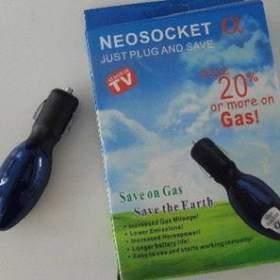 Neosocket - Penghemat BBM Lighter Mobil