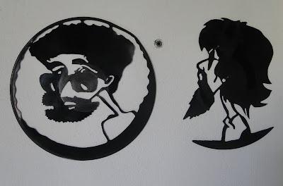 """Artista Plástico de Eldorado-SP  """"Monzarts"""" se destaca fazendo arte em Disco de Vinil"""