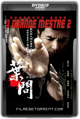 O Grande Mestre 2 Torrent DVDRip Dual Áudio 2010