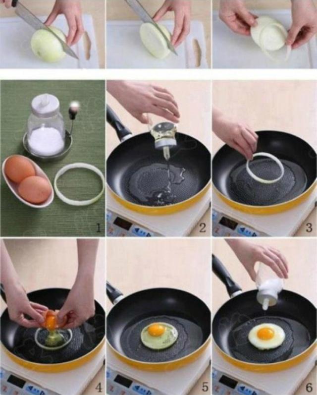 Cara Membuat Telur Mata Sapi : membuat, telur, Mudah, Membuat, Telur, Sempurna, Discover