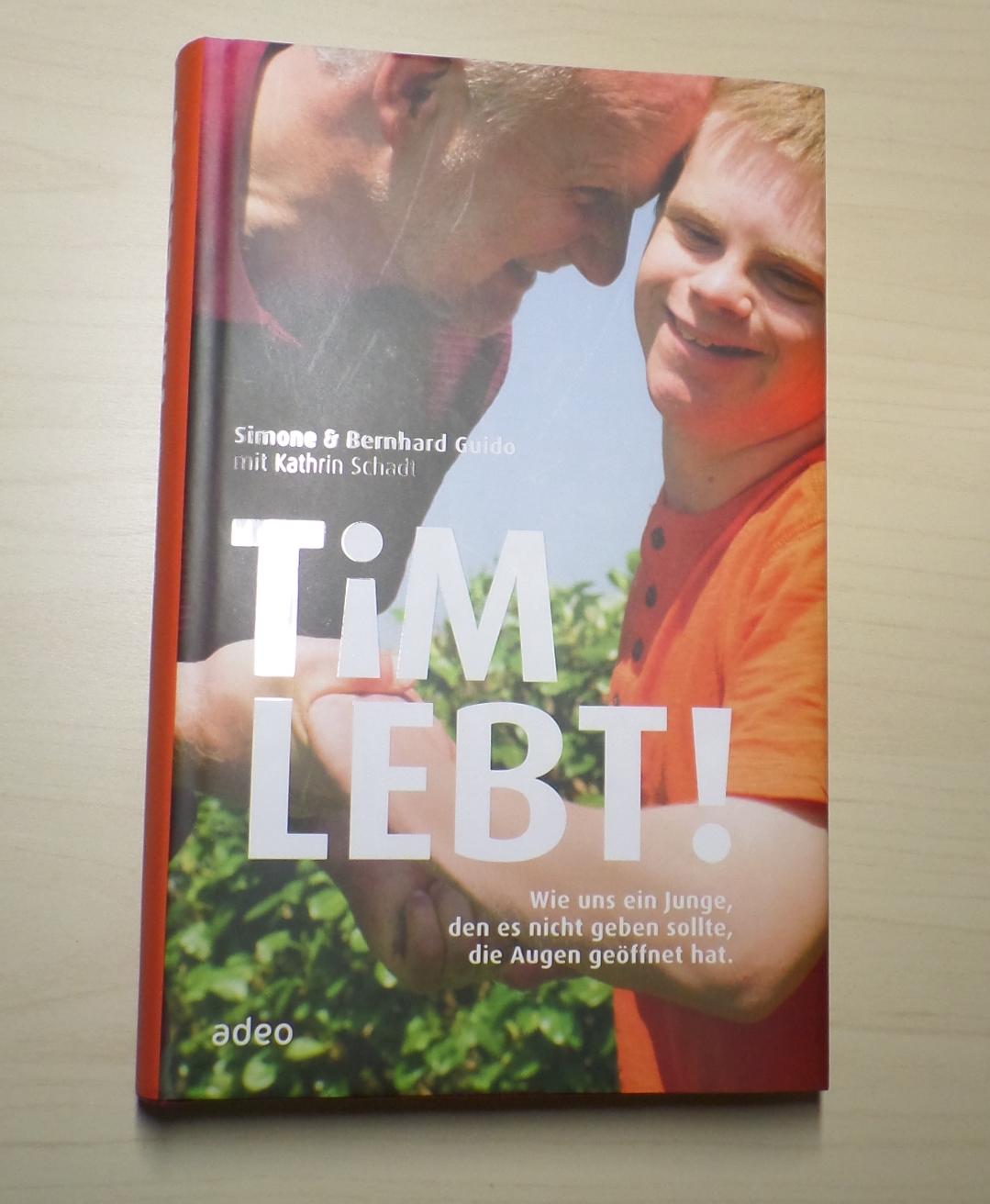 Tim Lebt Buch