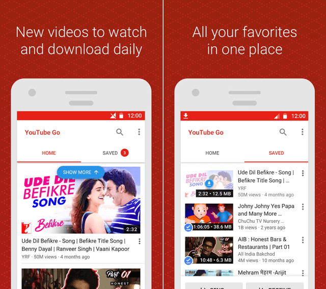 Aplikasi YouTube Android Versi Ringan