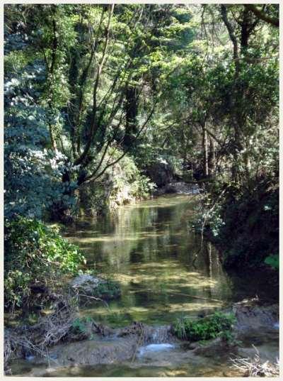 Νυμφές: Το Νεραϊδοχώρι της Κέρκυρας