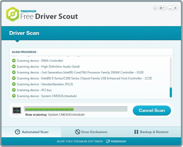 Free Driver Scout v1.0