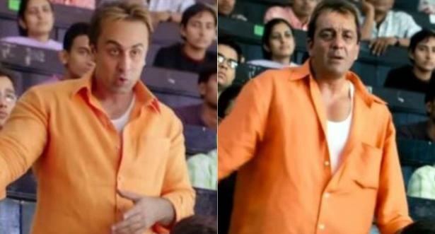 Sanju: Munna Bhai 2.0, Ranbir Kapoor as Munna Bhai is rocking on Internet