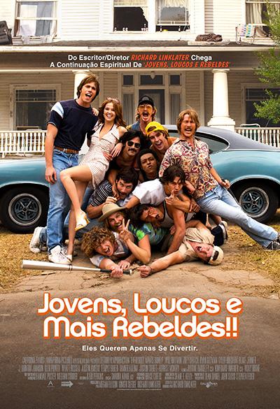 Jovens, Loucos e Mais Rebeldes Dublado Online