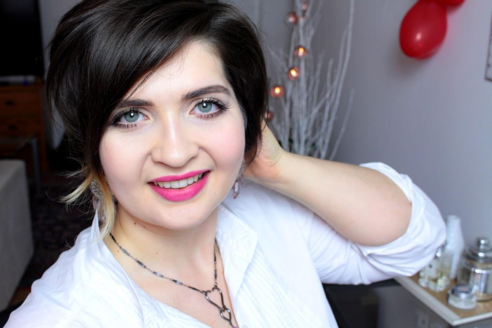Maquillage St Valentin