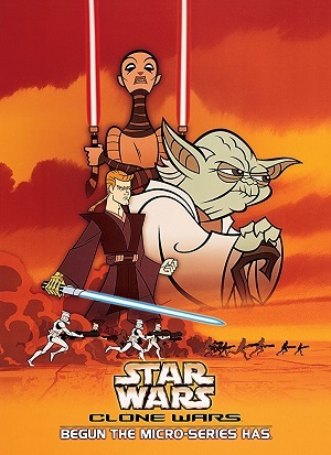 Star Wars - Guerras Clônicas Torrent Download  BluRay 1080p