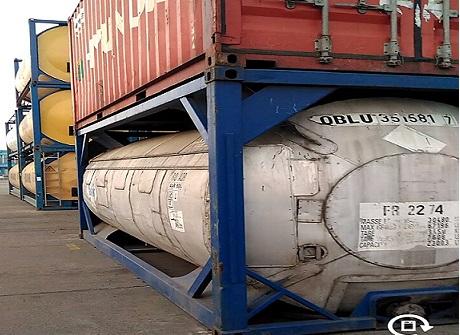 Ukuran Dan Gambar ISO Tank Container