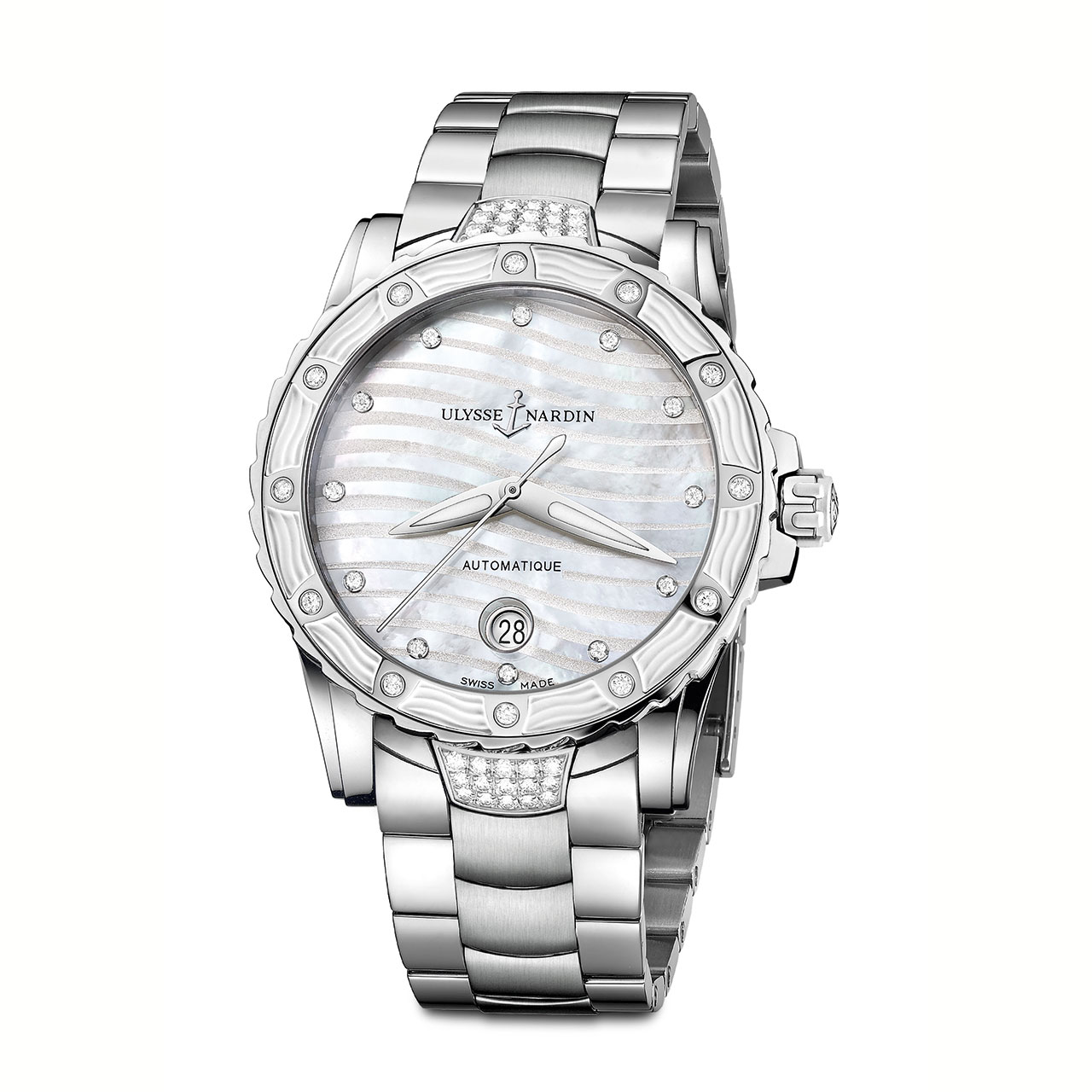 Ulysse Nardin Lady Diver Automatic Watch